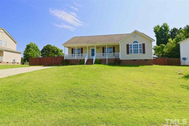 107 Gray Ghost Street, Benson, NC 27504 (#2199334) :: The Abshure Realty Group