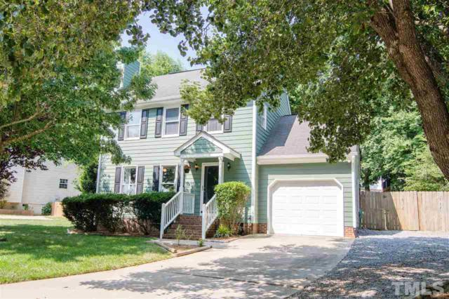 316 Steeple Road, Holly Springs, NC 27540 (#2199351) :: The Jim Allen Group