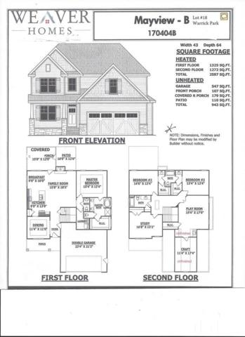 122 Marywood Drive, Clayton, NC 27520 (#2199354) :: The Perry Group