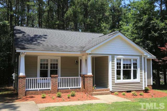 160 Shiloh Lane, Youngsville, NC 27596 (#2199356) :: Raleigh Cary Realty