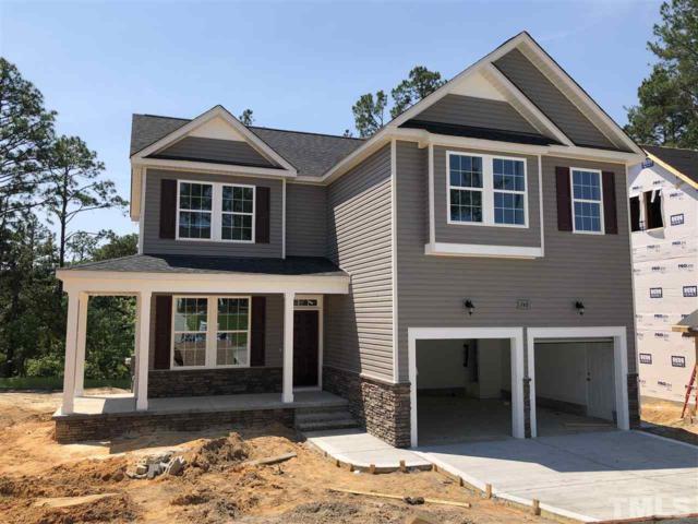 148 Falls Creek Drive, Spring Lake, NC 28390 (#2199359) :: RE/MAX Real Estate Service