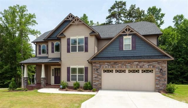 344 Neuse Landing Drive, Clayton, NC 27527 (#2199360) :: The Abshure Realty Group