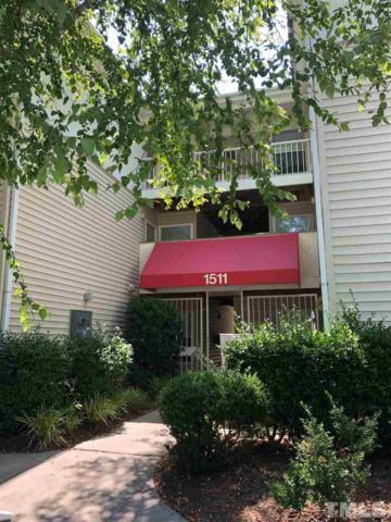 1511 Graduate Lane #202, Raleigh, NC 27606 (#2199378) :: RE/MAX Real Estate Service