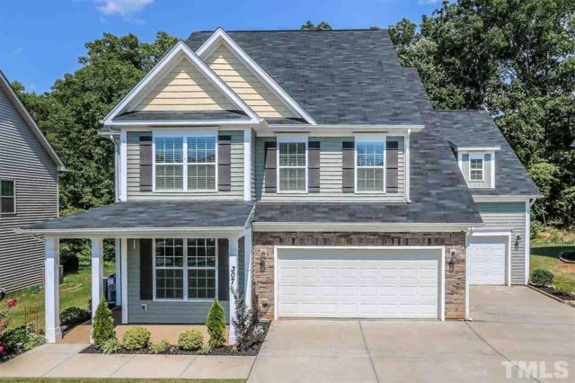 307 Sugarberry Lane, Clayton, NC 27527 (#2199406) :: Allen Tate Realtors