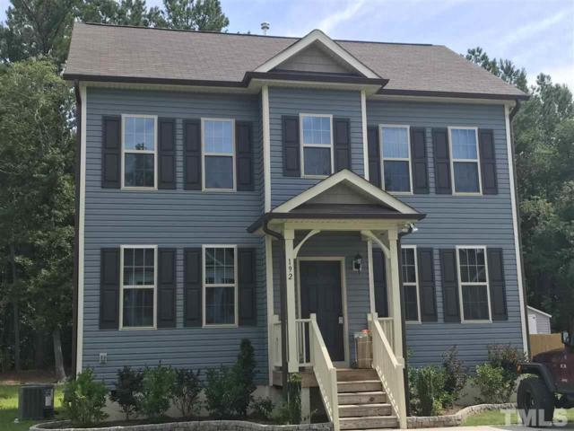 192 Carissa Drive, Smithfield, NC 27577 (#2199419) :: The Perry Group