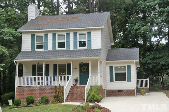 14 Fox Chase Lane, Durham, NC 27713 (#2199422) :: The Perry Group