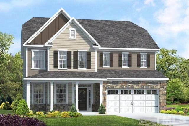 240 Mystwood Hollow Circle Lot 26, Holly Springs, NC 27540 (#2199460) :: Rachel Kendall Team