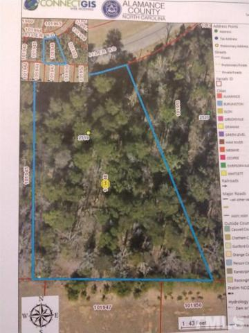 Lot 29&29A-2519 Siler Road, Snow Camp, NC 27349 (#2199484) :: The Perry Group