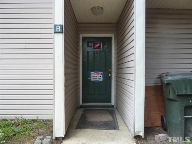4713 Walden Pond Drive B, Raleigh, NC 27604 (#2199541) :: Rachel Kendall Team, LLC