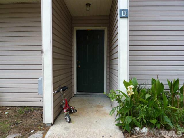 4713 Walden Pond Drive D, Raleigh, NC 27604 (#2199542) :: The Perry Group