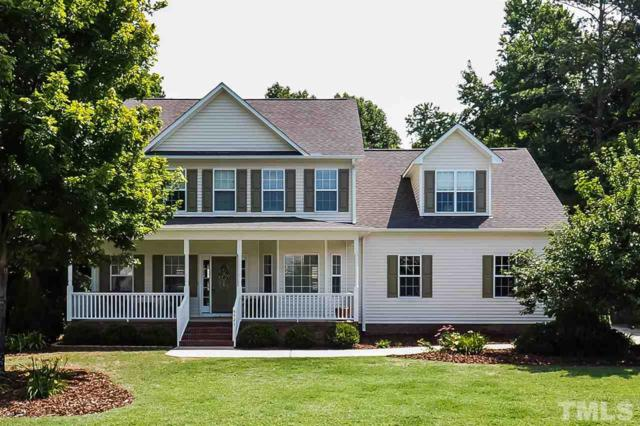 5521 Spence Plantation Lane, Holly Springs, NC 27540 (#2199560) :: The Jim Allen Group