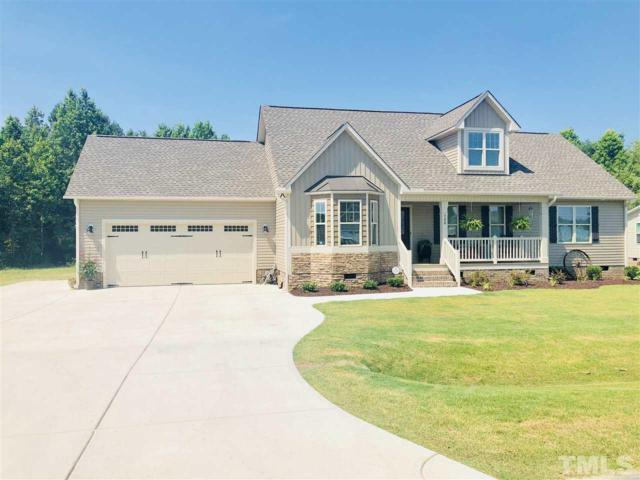 526 Carriage Creek Drive, Smithfield, NC 27577 (#2199575) :: The Jim Allen Group