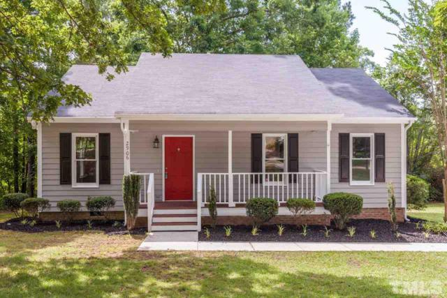 2906 Brittany Drive, Clayton, NC 27520 (#2199589) :: The Abshure Realty Group