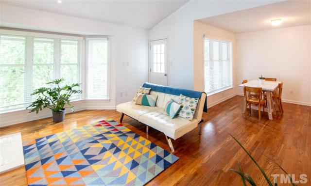 1081 Wirewood Drive #302, Raleigh, NC 27605 (#2199591) :: The Perry Group