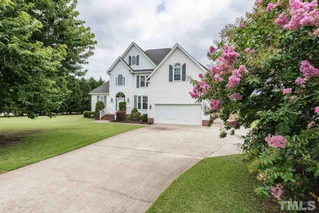 4431 Saddle Run Road, Wilson, NC 27896 (#2199597) :: The Perry Group