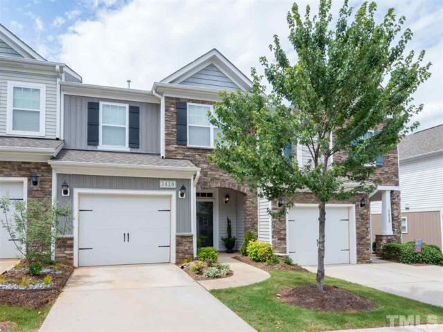 2428 Memory Ridge Drive, Raleigh, NC 27606 (#2199605) :: Raleigh Cary Realty