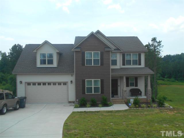 413 Crystal Creek Drive, Clayton, NC 27520 (#2199613) :: The Jim Allen Group