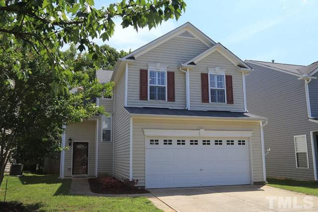 5121 Mabe Drive, Holly Springs, NC 27540 (#2199635) :: The Jim Allen Group