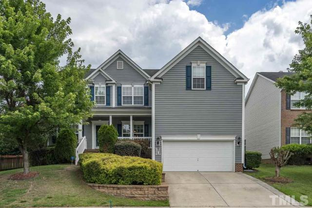 3612 Weir Way, Raleigh, NC 27616 (#2199646) :: The Perry Group