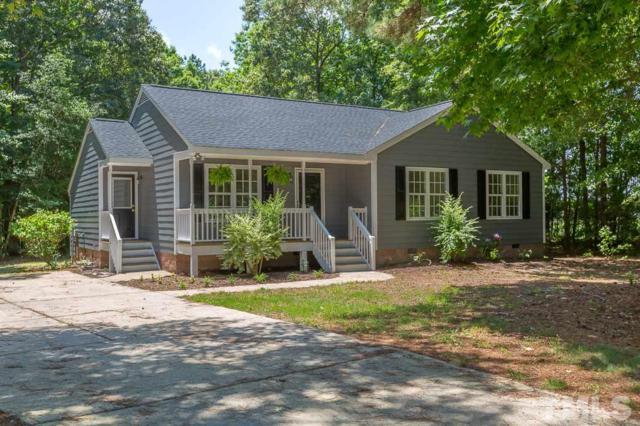 145 Cherrylaurel Drive, Youngsville, NC 27596 (#2199665) :: The Jim Allen Group