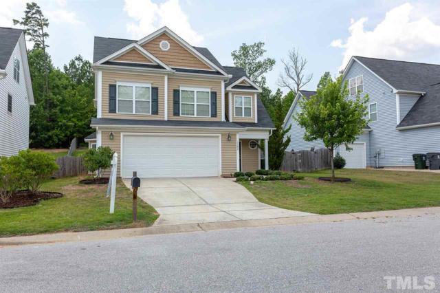 1104 Dexter Ridge Drive, Holly Springs, NC 27540 (#2199666) :: The Jim Allen Group