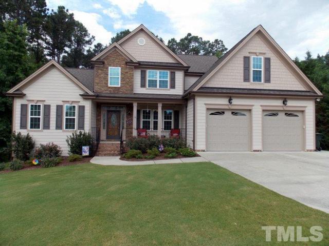 116 Tallowwood Drive, Garner, NC 27529 (#2199667) :: The Perry Group