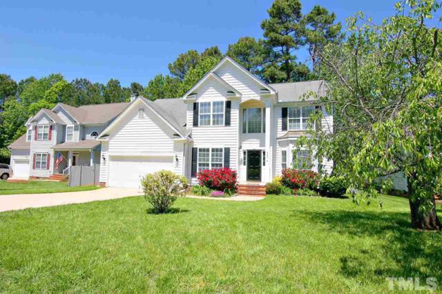 5504 Chapel Cove Lane, Raleigh, NC 27617 (#2199677) :: The Jim Allen Group