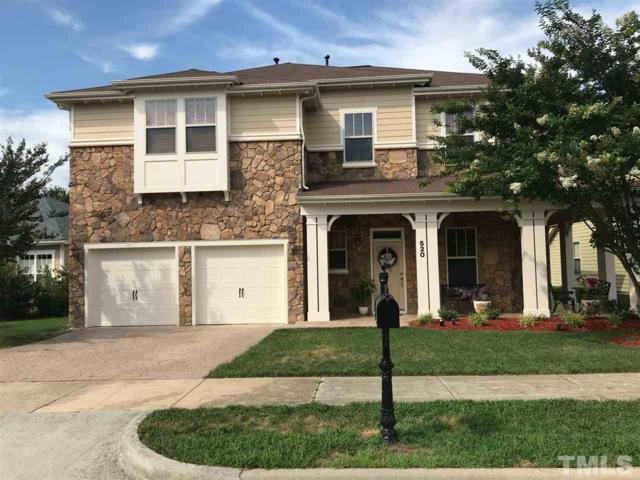 520 Tranquil Sound Drive, Cary, NC 27519 (#2199684) :: The Jim Allen Group