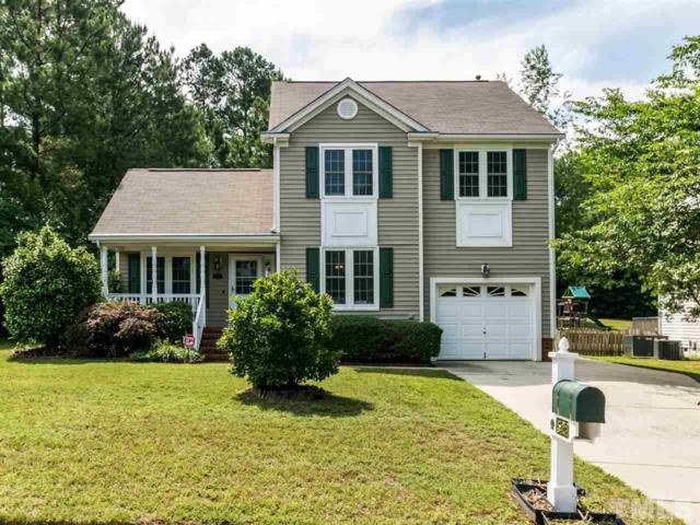 522 S Coalport Drive, Apex, NC 27502 (#2199695) :: The Perry Group