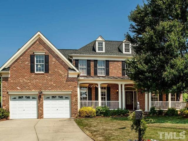 11200 Ridgegate Drive, Raleigh, NC 27617 (#2199706) :: The Perry Group