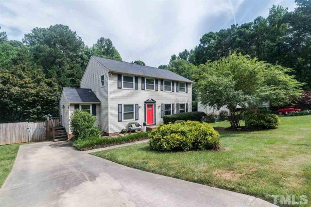 105 Vineyard Lane, Cary, NC 27513 (#2199707) :: The Jim Allen Group
