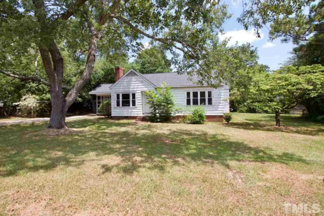 1307 S 12th Street, Lillington, NC 27546 (#2199745) :: Better Homes & Gardens | Go Realty