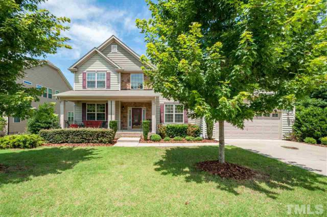 4717 Capefield Drive, Wake Forest, NC 27587 (#2199755) :: The Jim Allen Group