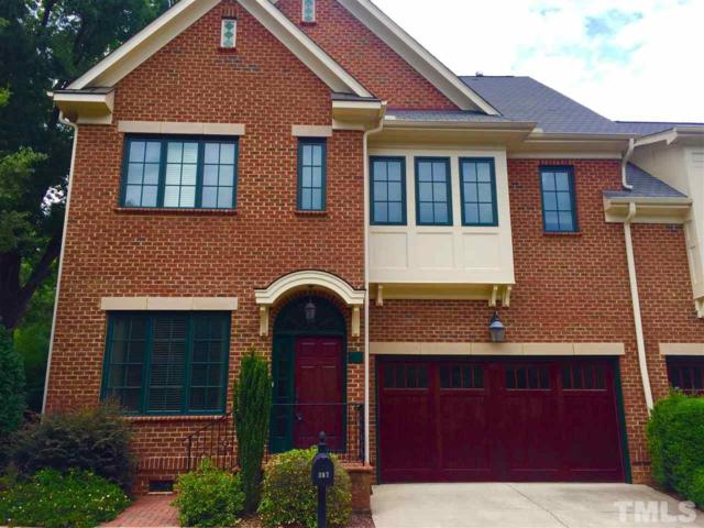 307 Old Franklin Grove Drive, Chapel Hill, NC 27514 (#2199770) :: The Jim Allen Group