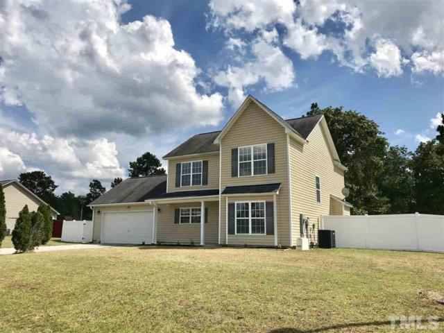 172 Holly Oak Circle, Bunnlevel, NC 28323 (#2199830) :: The Abshure Realty Group