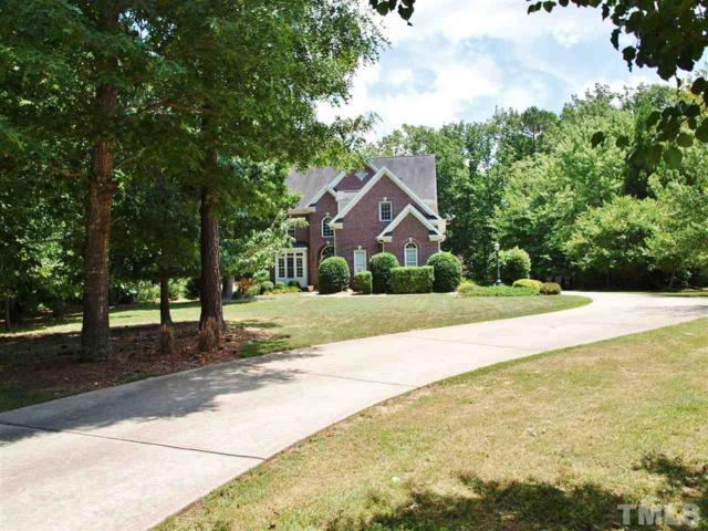 1103 Stanridge Drive, Raleigh, NC 27613 (#2199848) :: The Perry Group