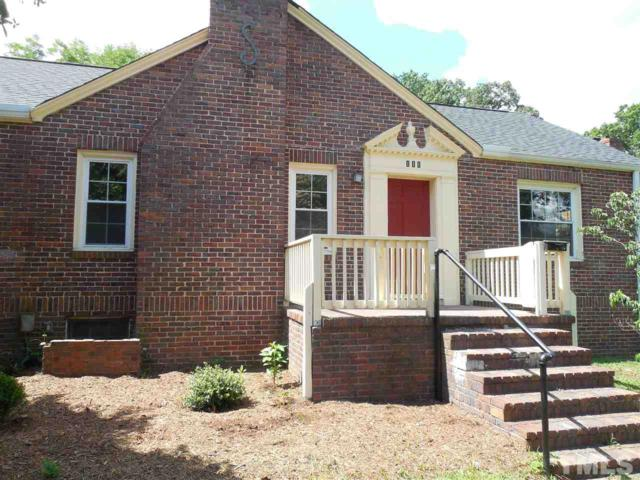 111 W Lynch Street, Durham, NC 27701 (#2199867) :: The Abshure Realty Group