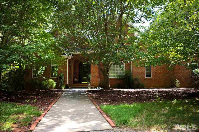 714 Whitney Lane, Chapel Hill, NC 27516 (#2199920) :: The Abshure Realty Group