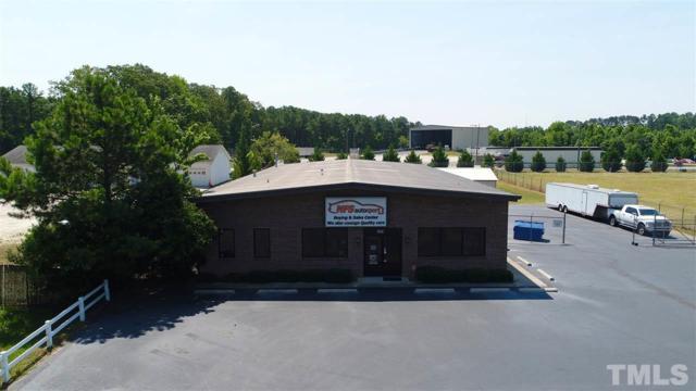 311 Wilson Road, Sanford, NC 27332 (#2199924) :: RE/MAX Real Estate Service