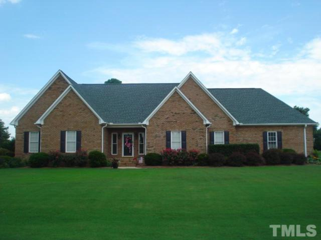 527 Club House Drive, Dunn, NC 28334 (#2199939) :: The Perry Group