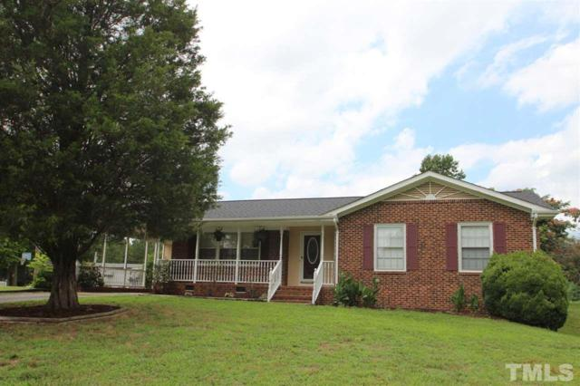 11809 Louisburg Road, Wake Forest, NC 27587 (#2199950) :: The Abshure Realty Group