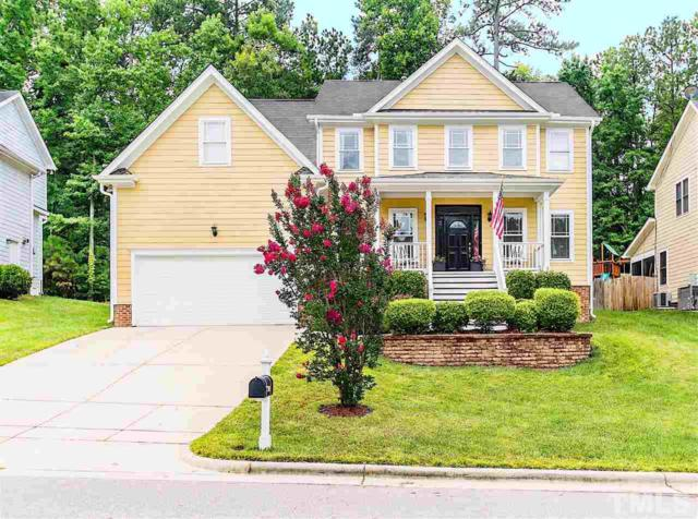 1610 Grappenhall Drive, Apex, NC 27502 (#2199995) :: The Perry Group