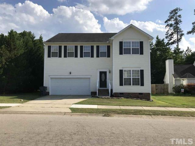 1109 Holly Meadow Drive, Holly Springs, NC 27540 (#2199997) :: Raleigh Cary Realty
