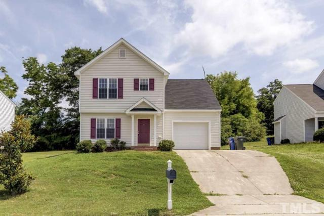 5421 Advantis Drive, Raleigh, NC 27610 (#2200027) :: The Abshure Realty Group