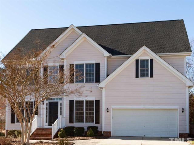 1204 Clatter Avenue, Wake Forest, NC 27587 (#2200037) :: The Perry Group
