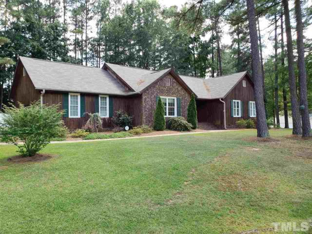 3015 Pine Lake Drive, Sanford, NC 27330 (#2200107) :: The Perry Group