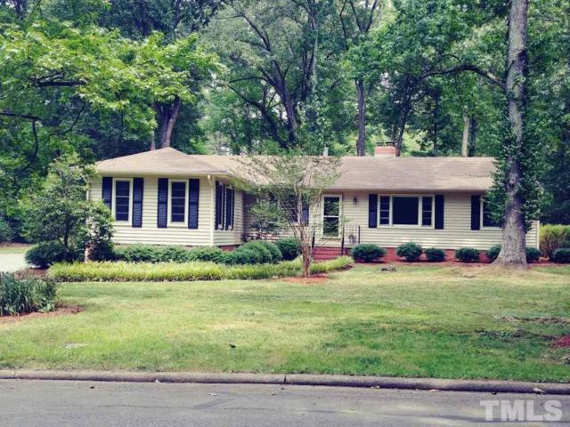 66 Oakwood Drive, Chapel Hill, NC 27517 (#2200127) :: The Perry Group