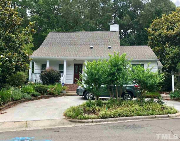 307 St Thomas Drive, Chapel Hill, NC 27514 (#2200164) :: The Perry Group