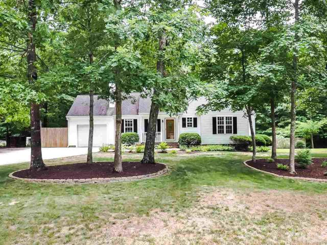 295 Cherrylaurel Drive, Youngsville, NC 27596 (#2200186) :: The Perry Group