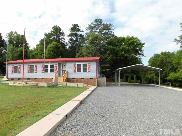 164 Clyde Pearce Road, Zebulon, NC 27597 (#2200198) :: Better Homes & Gardens | Go Realty
